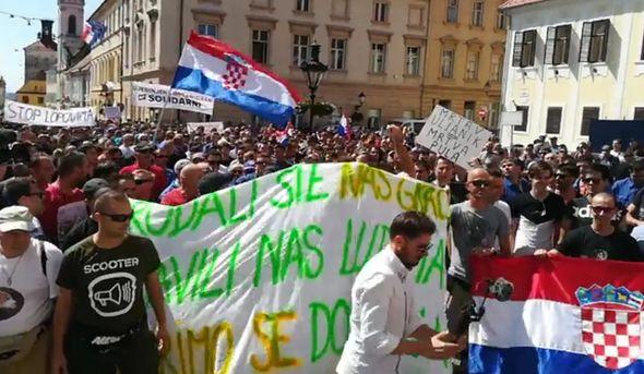 štrajk, prosvjed, uljanik