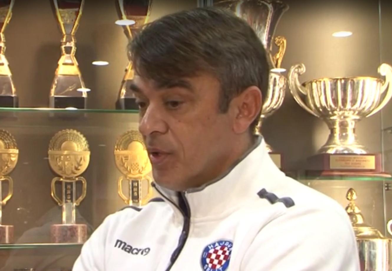 Burić, Hajduk