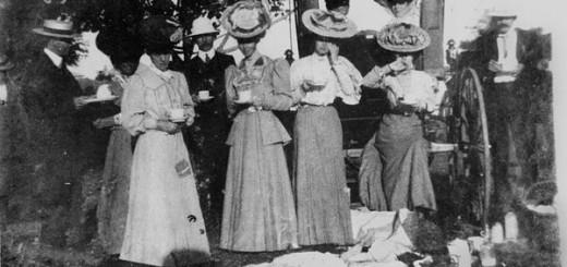 Dame su koristile svaki iole važniji društveni događaj ne bi li bile primijećene