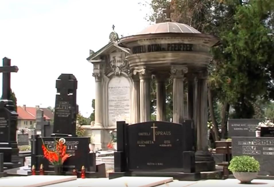 Groblje Sv. Ane, Osijek