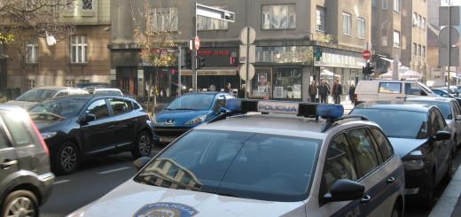policija hr, policijski automobil, policija zagreb