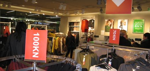 trgovina hm, hm, tekstil trgovina