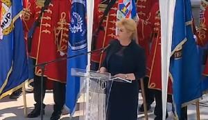 Kolinda Grabar Kitarović, Oluja