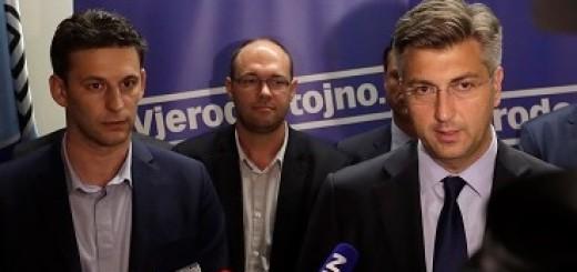 Petrov, Plenković