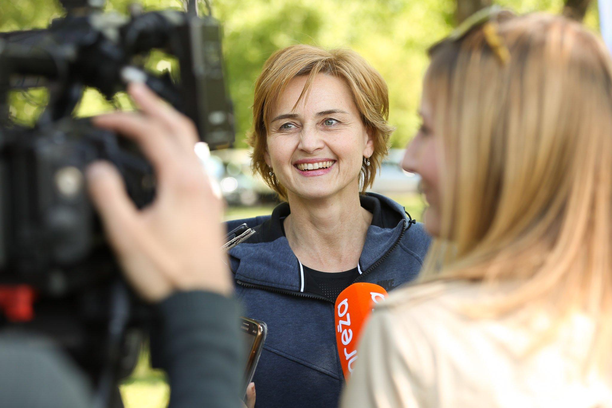 Sandra Svaljek Jarun 1