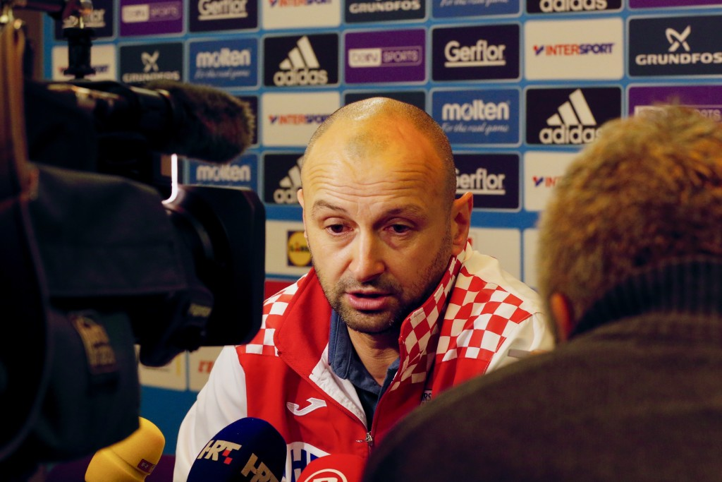 Izbornik Željko Babić (Foto: SEHA)