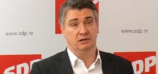 Zoran MIlanović 1