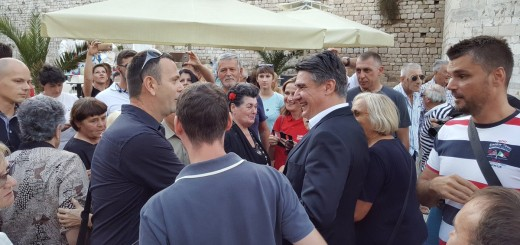 Zoran Milanović, Dubrovnik, Twitter