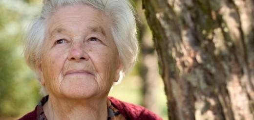 baka, žena, starica, starija žena