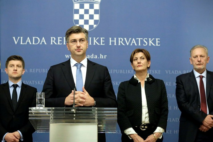 andrej plenković, vlada, facebook
