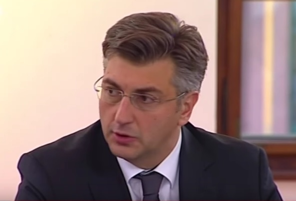 andrej plenković, vukovar