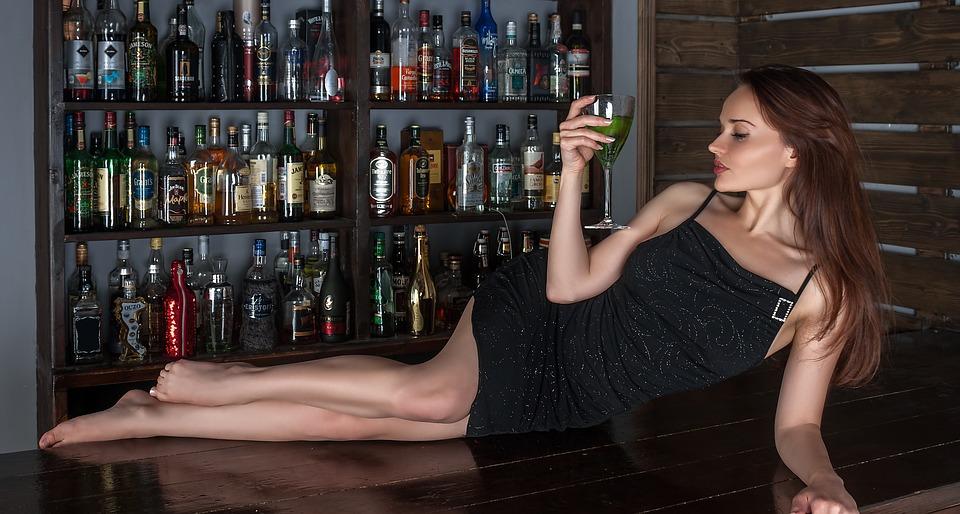 bar, piće