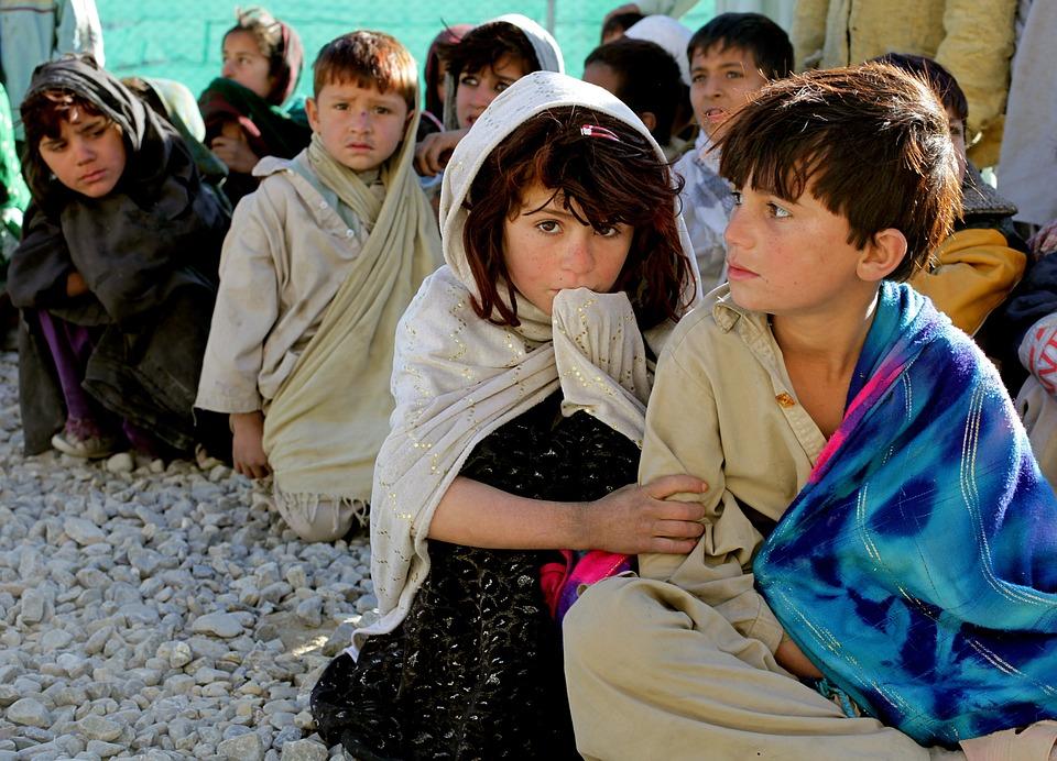 djeca afganistan