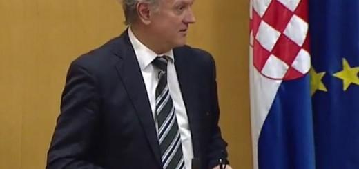 dražen bošnjaković, ministar