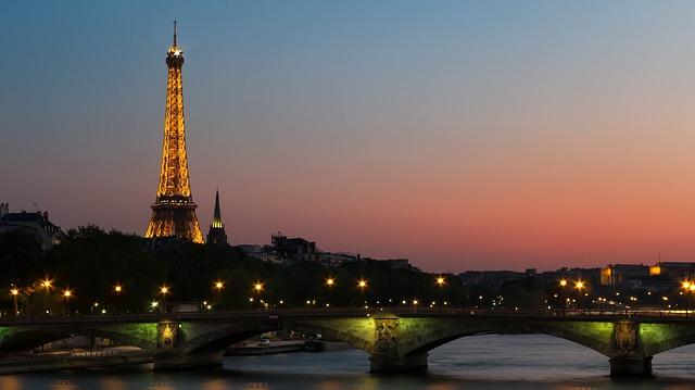 eiffelov toranj, pariz, francuska