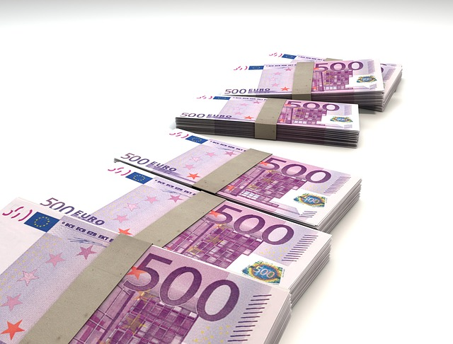 euro, novac, novčanice