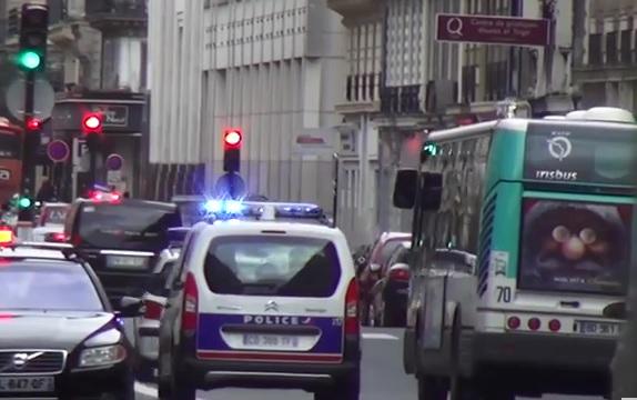 francuska, policija
