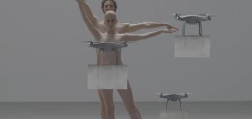 goli balet, dron, goli