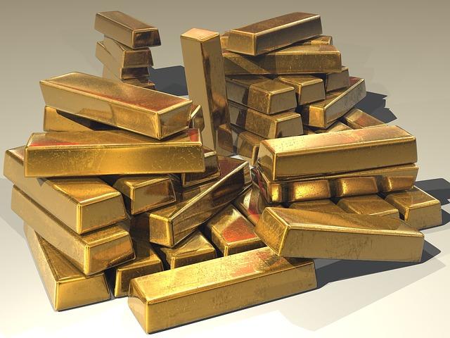 zlato, zlatne poluge