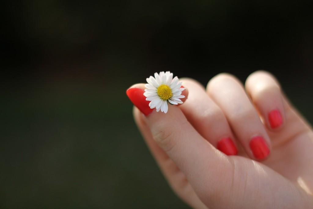 nokti, ruka