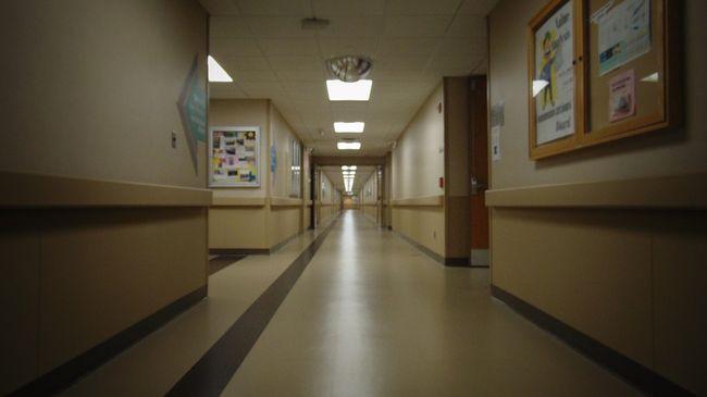 hodnik, bolnica