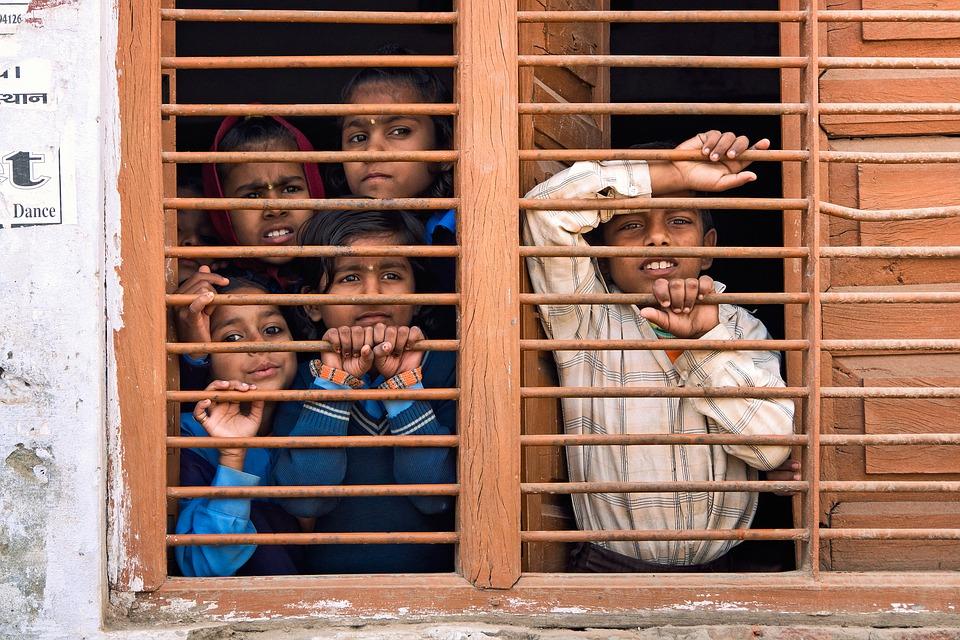 djeca, indija