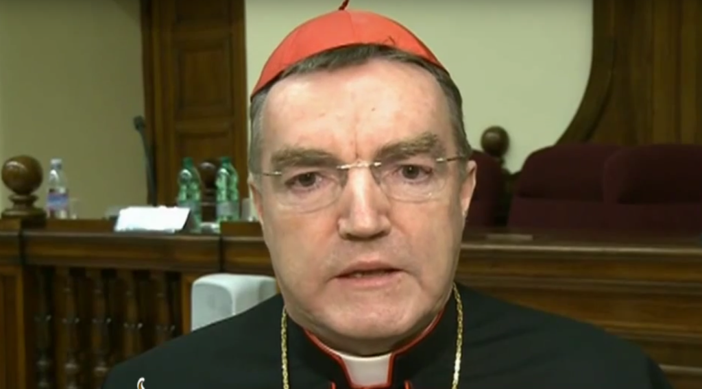 josip bozanić, bozanić, kardinal
