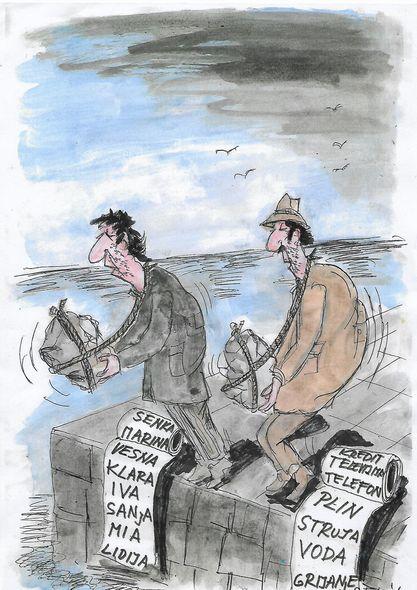 karikatura