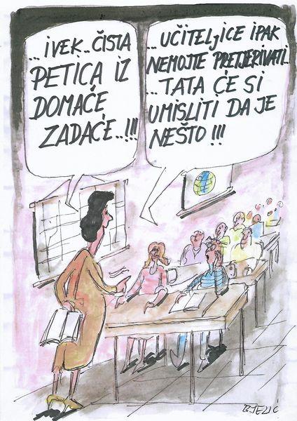 karikatura sv