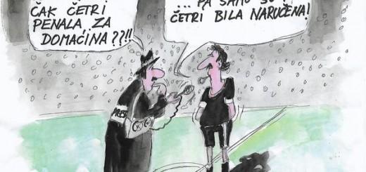 karikatura sveto