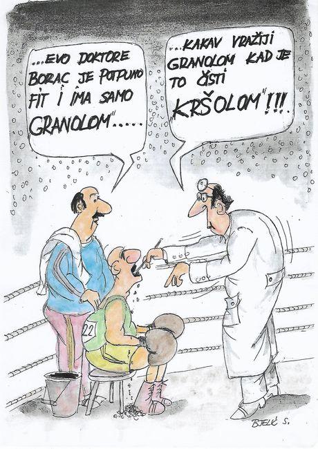 karikaturasveto