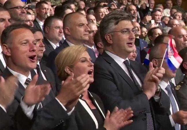 kolinda, plenković, jandroković