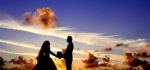 vjenčanje, ženidba, par, ljubav, brak