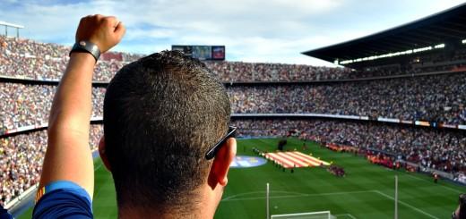 stadion, navijač