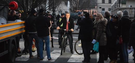 milan bandić, gajeva, bicikl, facebook