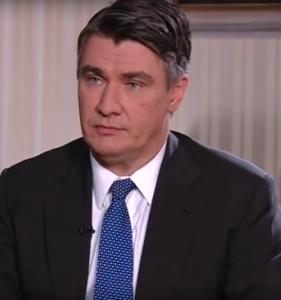 milanović, zoran milanović