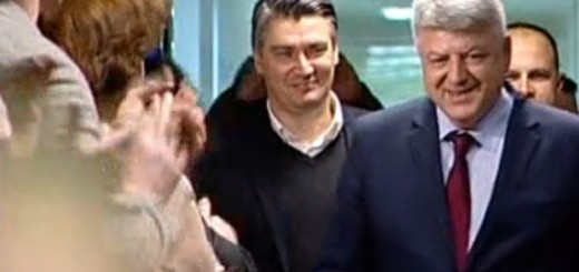 milanović, komadina