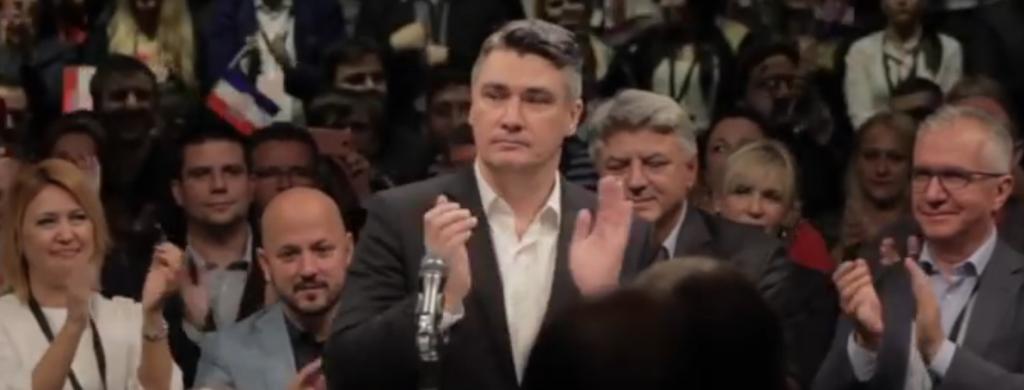 milanović, sdp, izbori