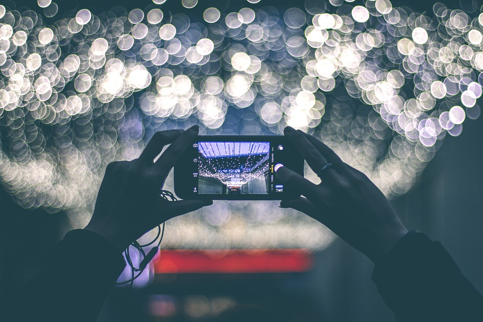 mobitel, fotografija