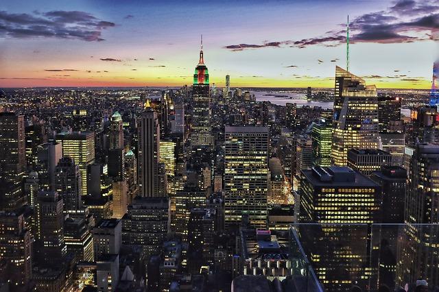 new york, sad