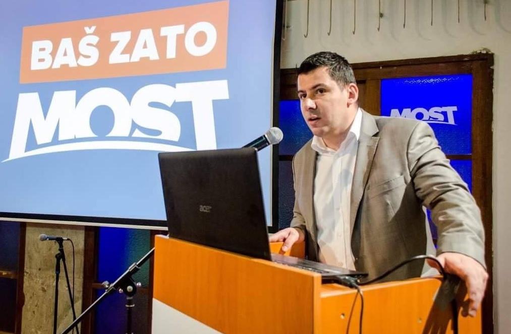 Nikola Grmoja (Foto: Facebook)
