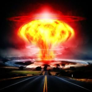 atomska eksplozija