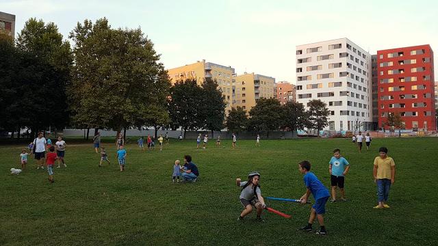 park, Savica, crkva, Čuvamo naš park