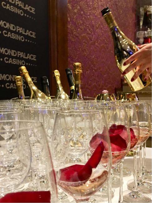 pjenušac, šampanjac