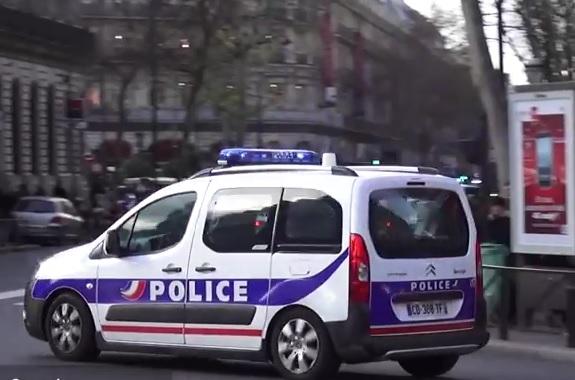 policija, francuska