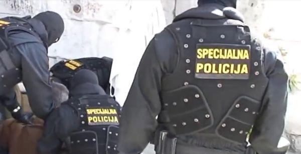 policija hr, specijalna policija