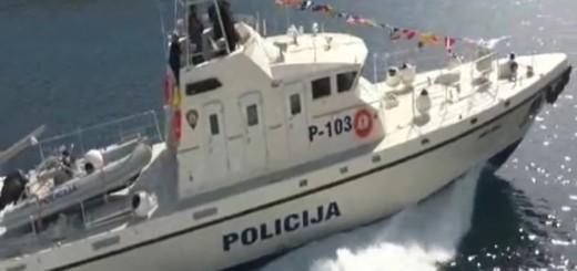 policija, patrolni brod, hrvatska