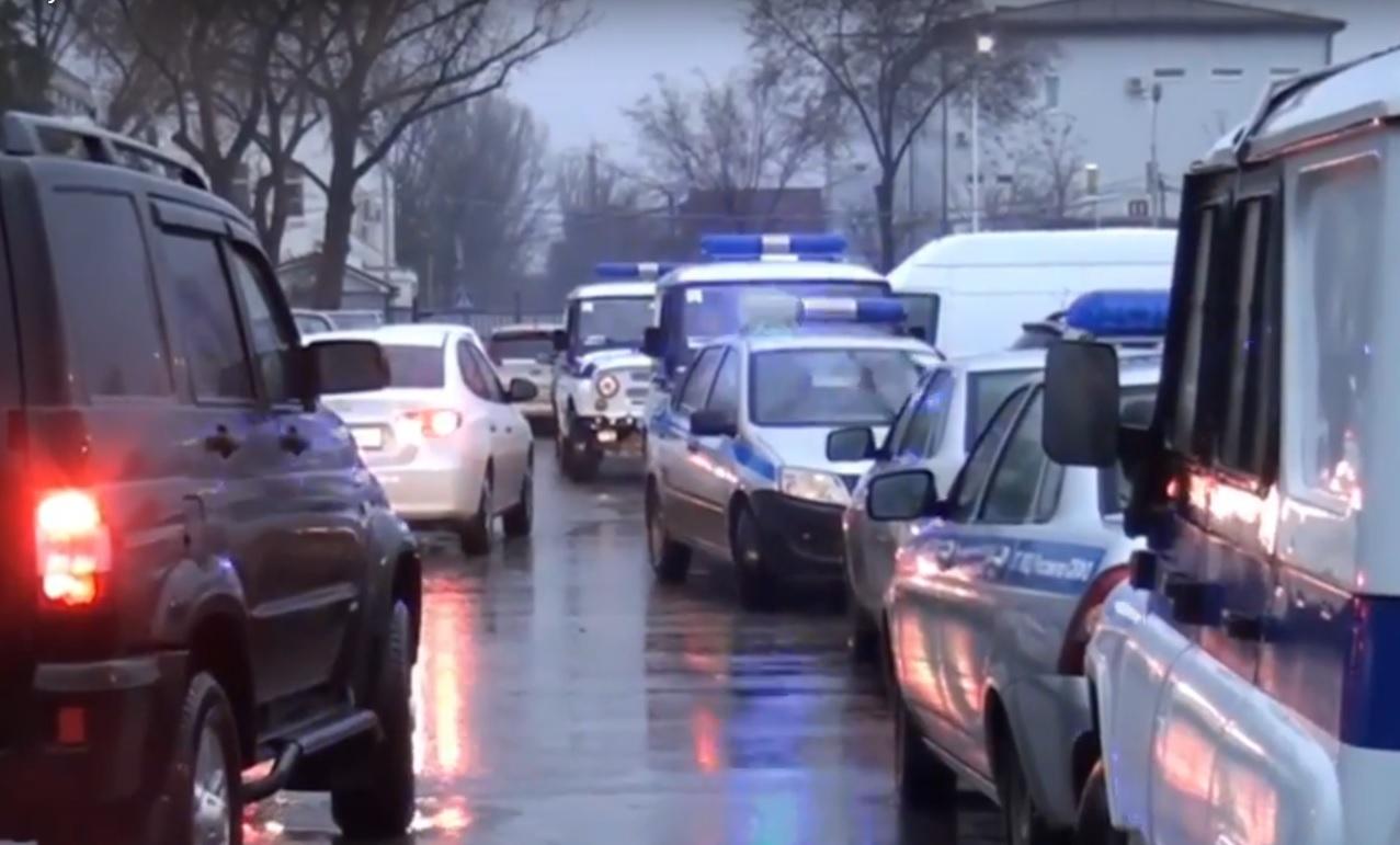 policija, rusija