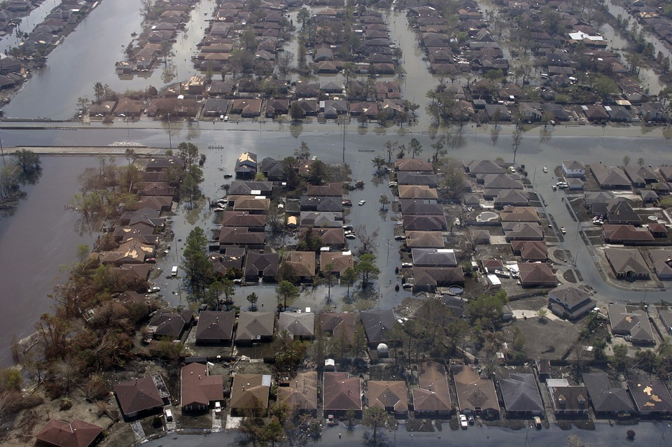 poplava, uragan