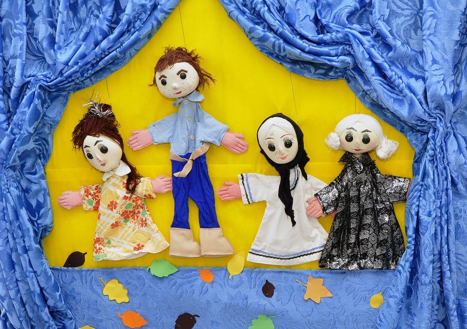 lutke, kazalište lutaka